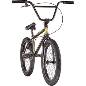 Kink BMX Gap gloss black chrome